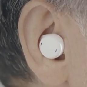 耳あなタイプ集音器